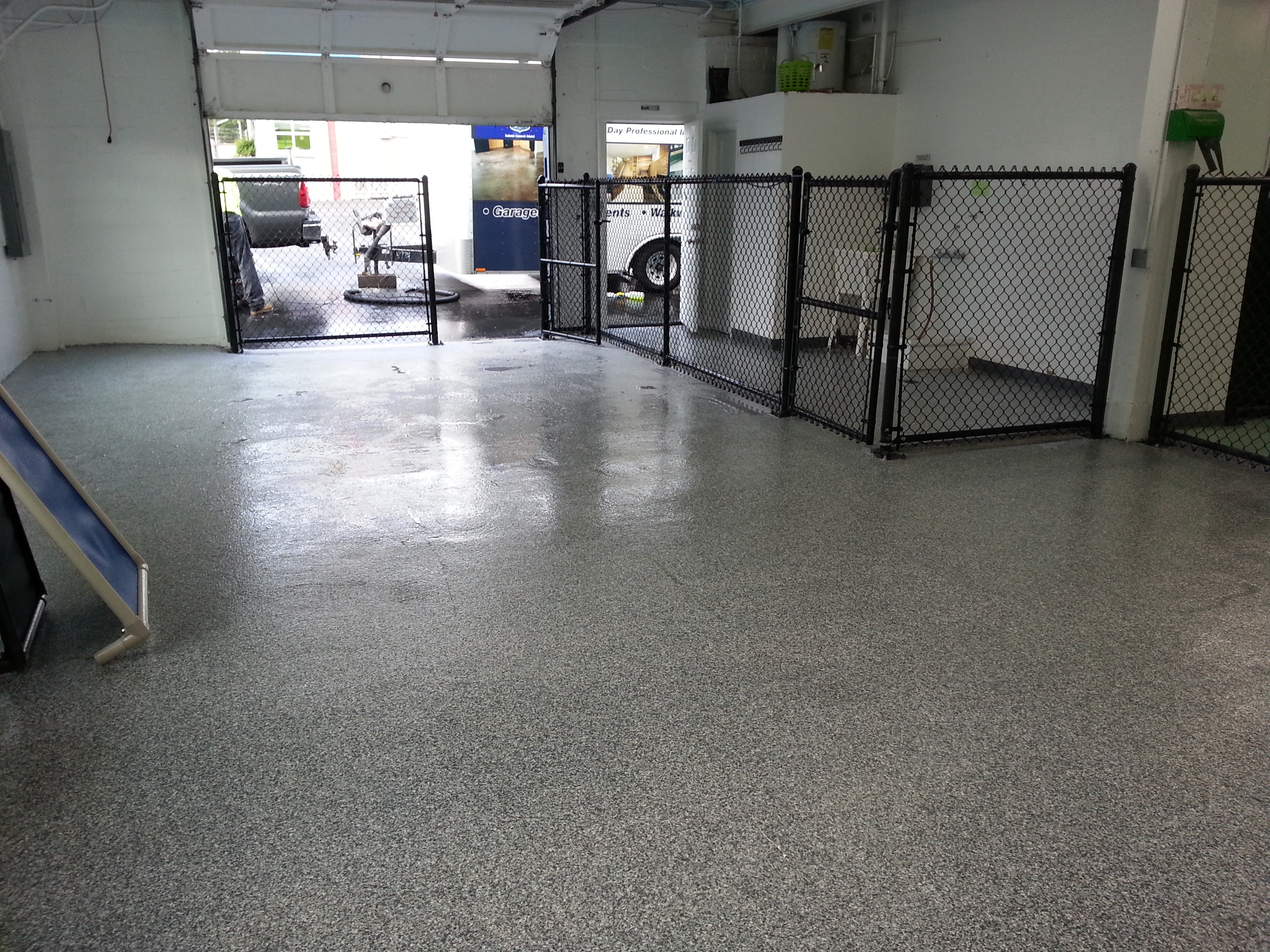 Kennel Floors Guardian Coating Solutions