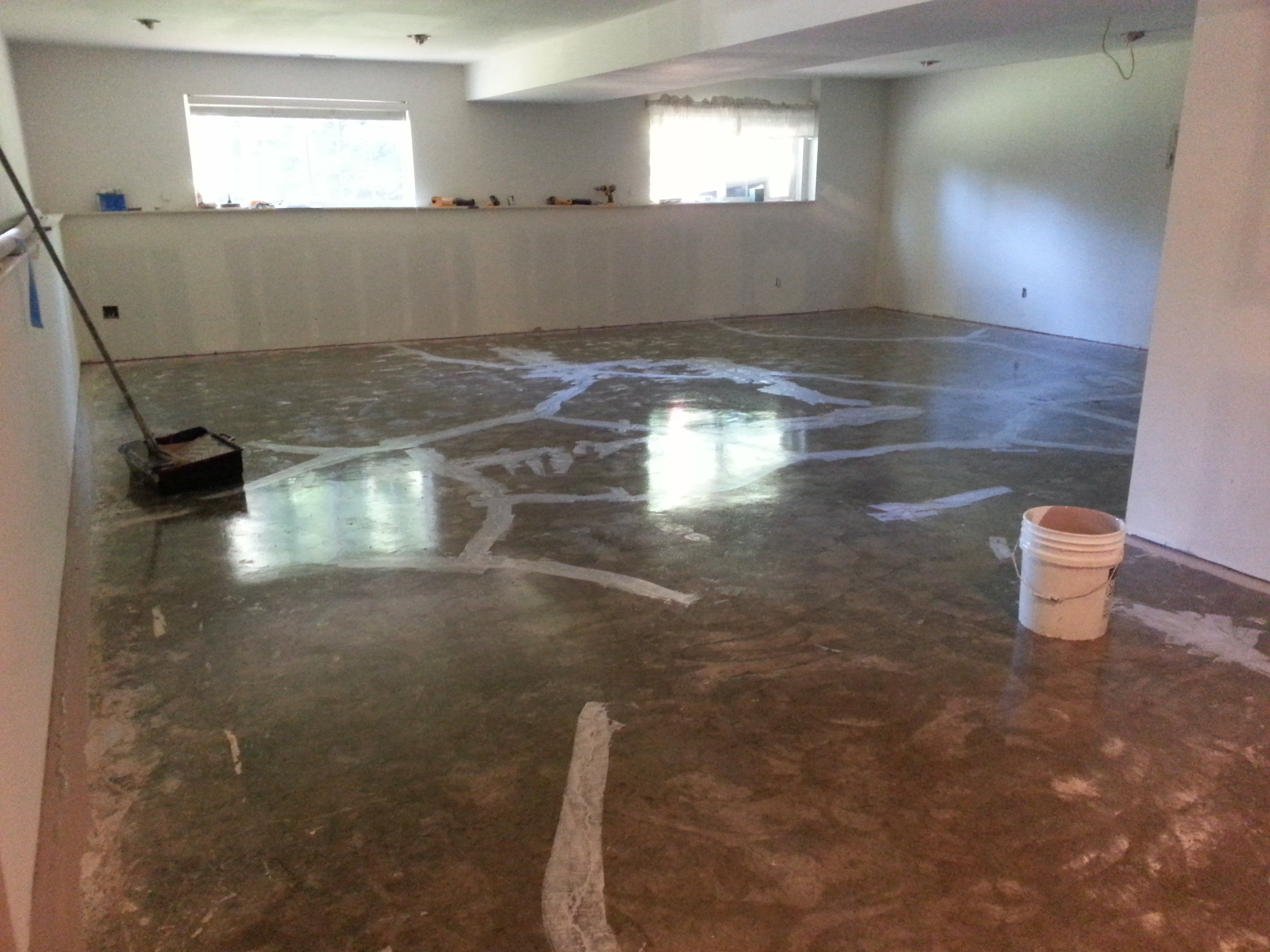 to floors basement concrete floor using furniture modern paint how the