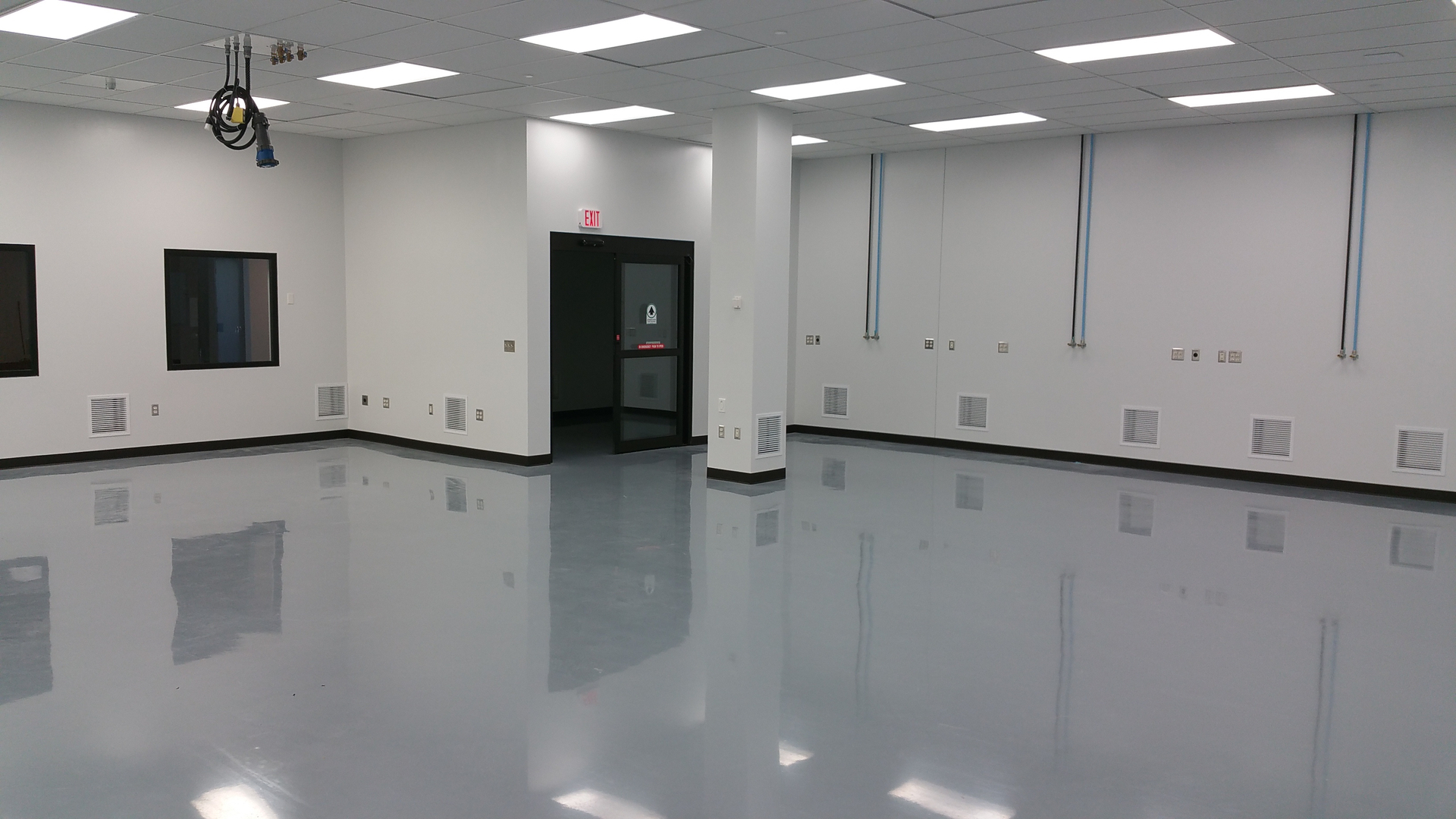 Medical Floor Coatings